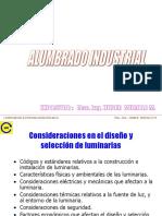 8.- Alumbrado Industrial
