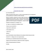 Documento Radiologia
