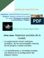 10a Clase Enfoque Ecologico y Comunitario-Chapin