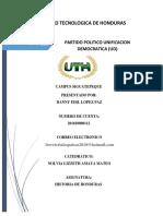 Partido Politico Unificacion Democratica (Ud)