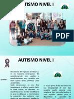 Presenta Autismo Jrg