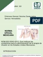 IMSS Unidad Medicina Familiar NORMA 022.pptx