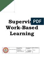 Supervise Work-Based Learning 1.docx