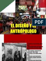 El Diseño y El Antropólogo