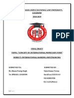 INTERNATIONAL BANKING AND FINANCING.docx