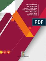 Alcaldía de Medellín, SISC_2018_ - La extorsión en Medellín.pdf