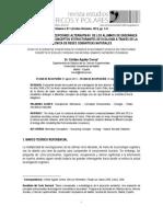 ESTUDIO DE LAS CONCEPCIONES ALTERNATIVAS DE LOS ALUMNOS DE ENSEÑANZA SECUNDARIA SOBRE CONCEPTOS ESTRUCTURANTES DE ECOLOGÍA A TRAVÉS DE LA TÉCNICA DE REDES SEMÁNTICAS NATURALES