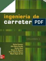 Ingeniería De Carreteras - Carlos Kraemer, José M. Pardillo, Sandro Rocci, Manuel G. Romana (Volumen II).pdf