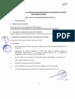 CONVOCATORIA CAS N° 017-2018 ESP. EN MONITOREO DE EVALUACIONES DE ESTUDIANTES Y DOCENTES