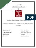 Prince ONGC REPORT  final Copy.docx