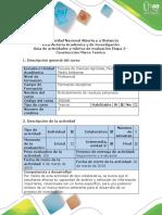 Guía de Actividades y Rúbrica de Evaluación - Etapa 3 - Construcción Marco Teórico
