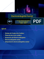 1. Electrocardiografía Normal 1