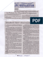 Manila Bulletin, Apr. 8, 2019, Student fare discount bill transmitted to Palace for President's signature.pdf