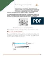 1.Sensor Optoelectroncio y Sensor de Ondas Luminosas
