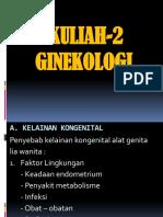K 2 Ginekologi
