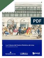 Los Colores Del Centro Historico Lima