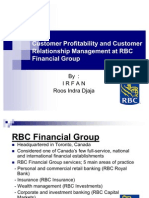 RBC Financial Group Power Point