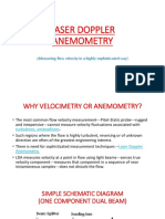 Laser Anemometry
