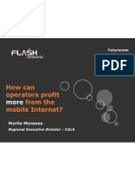 Flash Networks Futurecom Brazil 2010