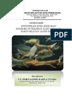 219067 Penilaian Mutu Organoleptik Ikan Mujair