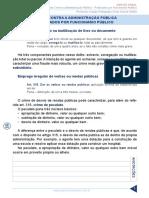 Resumo 1807695 Paulo Igor 36570825 Direito Penal Tj Sp Aula 02 Crimes Contra a Adm Publica Praticados Por Funcionario Publico