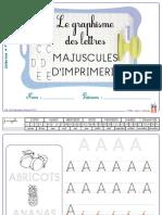 ♦ MAJUSCULES D'IMPRIMERIE ♦ Le graphisme des lettres.pdf