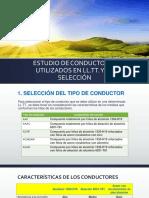 Clase 4 - 2 - Estudio de Conductores Utilizados en Ll