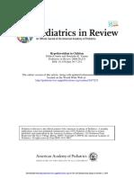 pediatric in review