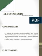 15- El Testamento PPT