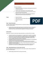 Concrete and Masonry Lesson Summary