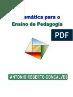 Matematica para o Ensino de Pedagogia.pdf