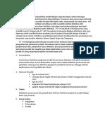 metodologi penelitian industri
