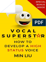 Vocal Superstar_ How to Develop - Min Liu