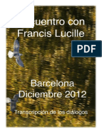 Encuentro Francis - Diciembre 2012
