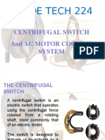 Centrifugal Switch and Cooling System.pptx