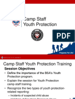 Managing Youth Protection