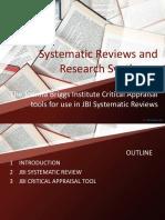 JBI Critical Appraisal.pptx