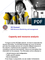 3G RAN Resource Managment