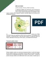 Especie de rutas y problemas.docx