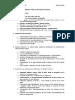 Criterios de Correccion examen PAU