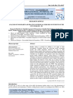 ANALYSIS OF FOOD HABITS AND PRACTICE OF PHYSICAL EXERCISES OF STUDENTS OF THE CITY OF RECIFE - PE.