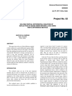 numerical projet finite diff method.pdf