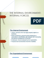 THE INTERNAL ENVIRONMENT and INTERNAL FORCES.pptx