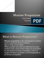 Marine Propulsion - Luvuyo 17 Sep 2018