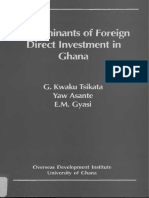 Determinants of Foreign Direct Investment In Ghana.pdf
