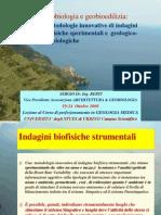 Geologia e Geobioedilizia Metodologie Innovative Di Indagini Biofisiche Sperimentali e Geologico Geobiologico