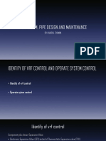 Vrf System, Pipe Design and Maintenance [Autosaved]