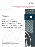 Radio channel modelling for 5G.pdf