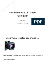 Fundamentals of image formation