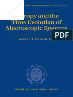 (International Series of Monographs on Physics) Walter T. Grandy  Jr. - Entropy and the Time Evolution of Macroscopic Systems-Oxford University Press, USA (2008).pdf